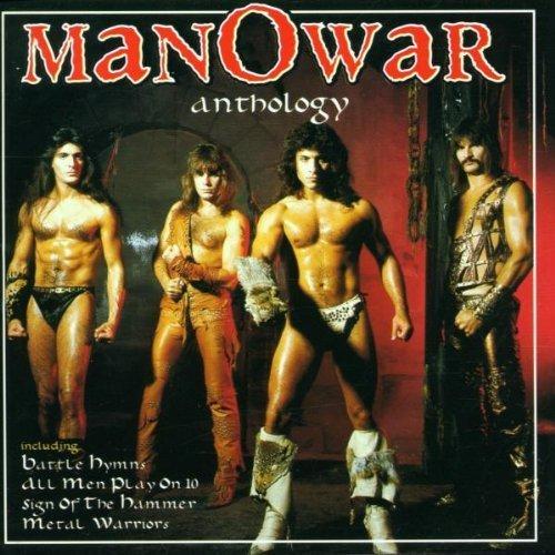 Anthology by Manowar (1998-11-17)
