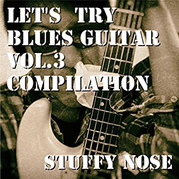 Let's Try Blues Guitar Vol.3 Compilation