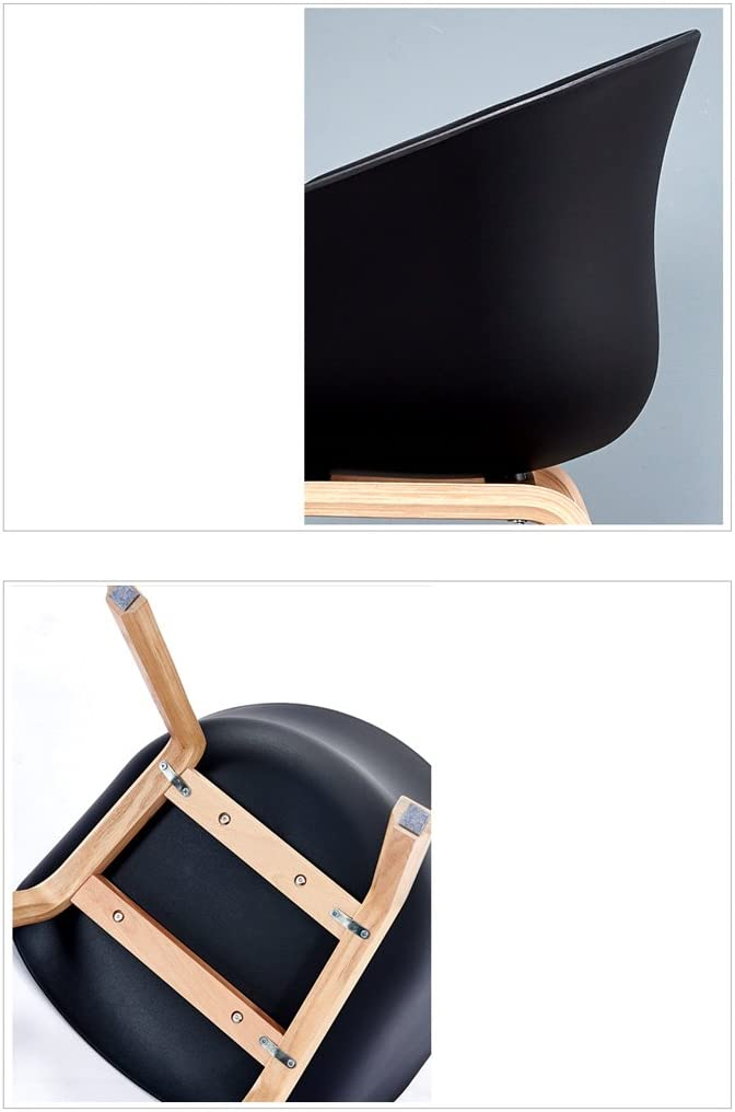 WDX- Chaise d'accoudoir de loisirs minimaliste moderne mode (Color : C) C