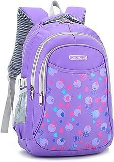 School Backpacks for Girls Boys School Bags for Elementary School Big Student Classics Backpack