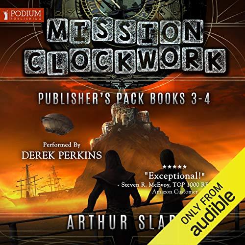 Mission Clockwork: Publisher's Pack 2 cover art