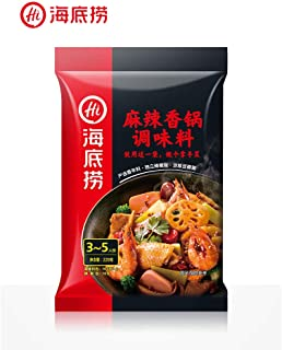 HAIDILAO Spicy Incense Pot Hot Pot Bottom Material Spicy Shrimp Dry Pot Seasoning Can Do Hot Pot Bottom Material 220g(220g spicy incense pot seasoning flavor/220g???????)?????????????????????????220g