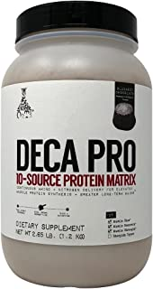 Deca PRO 10-Source Protein Matrix (Blackout Chocolate)