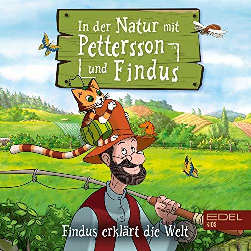 In der Natur mit Pettersson und Findus. Das Orginal-Hörspiel zum Naturbuch Titelbild