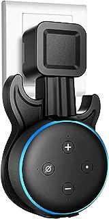 Tendak echoホルダー マウント 壁掛け Echo Dot第3世代用 カバー ケース 保護ホルダー エコドット 収納 スタンド アクセサリー