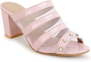 SCENTRA BOSSLADY8 Pink Heel