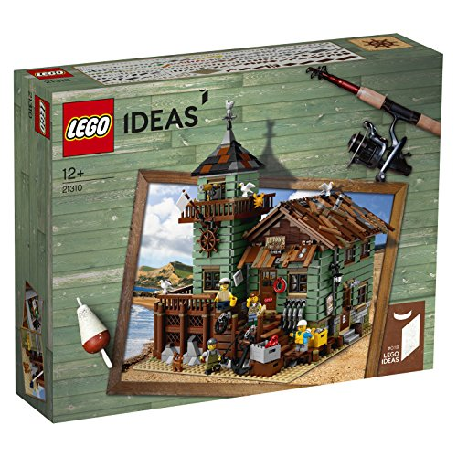 LEGO Ideas 21310 Alter Angelladen