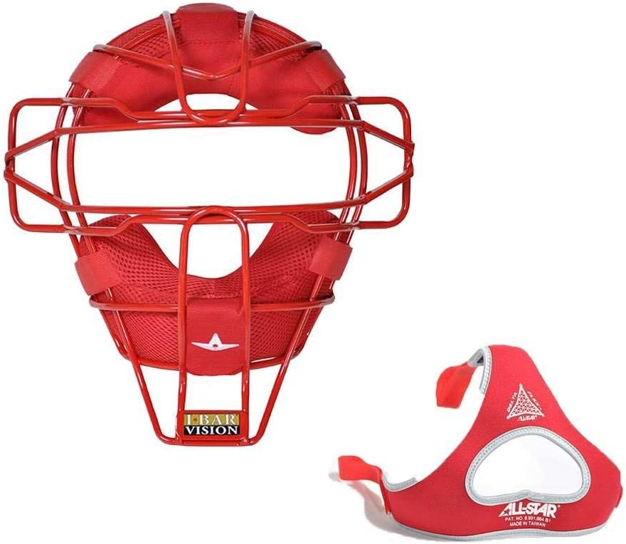 Ranking TOP9 All Star Sports Traditional Baseball Catcher Ranking integrated 1st place Face Luc Mask w Pa