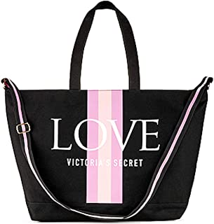 Victoria's Secret Love Weekender Tote Bag Summer 2019 Multi Color NWT