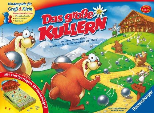 Ravensburger 22083 - Das große Kullern