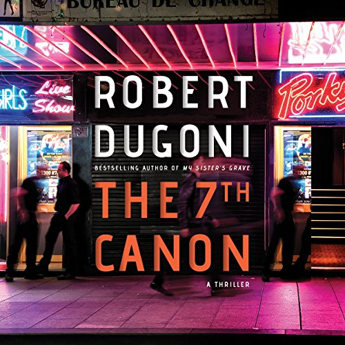 The 7th Canon audiobook cover art