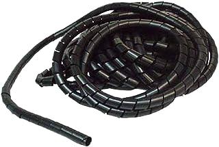 TRUSCO(トラスコ) スパイラルチュ-ブ10m結束径φ12.0~35.0黒