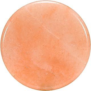 Morella Coins Moneta amuleto Ciondolo Chakra Rotondo 33 mm Gemma Pietra preziosa