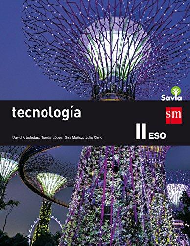 Tecnología II. Tecnologías de la información y la comunicación- ESO. Savia (2 libros) - 9788467576399