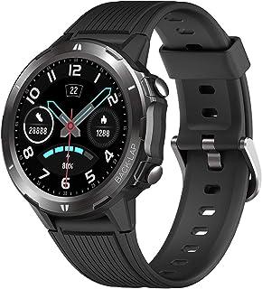 """LATEC Smartwatch, Reloj Inteligente con 1.3"""" Pantalla Táctil Completa, Pulsera Actividad Inteligente Hombre Mujer 5ATM Imp..."""
