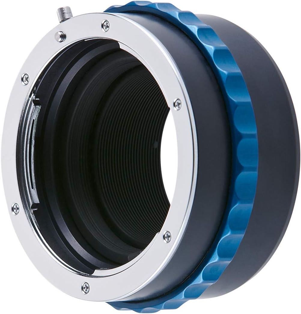 NOVOFLEX Adapter Nikon F-Mount Lenses to Canon EOS Camera Body EOS//NIK