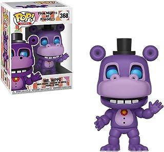 Funko Pop! Games: Mr. Hippo Collectible Figure, Multicolor, Standard