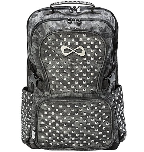 """Nfinity Classic Backpack Girls Glitter Bookbag 