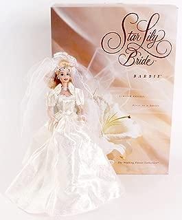 Mattel Star Lily Bride Barbie Porcelain Doll Limited Edition (1994)