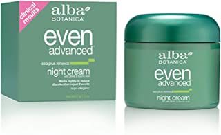 Alba Botanica Even and Bright Renewal Cream 2 Fl. Oz (Packaging May Vary)
