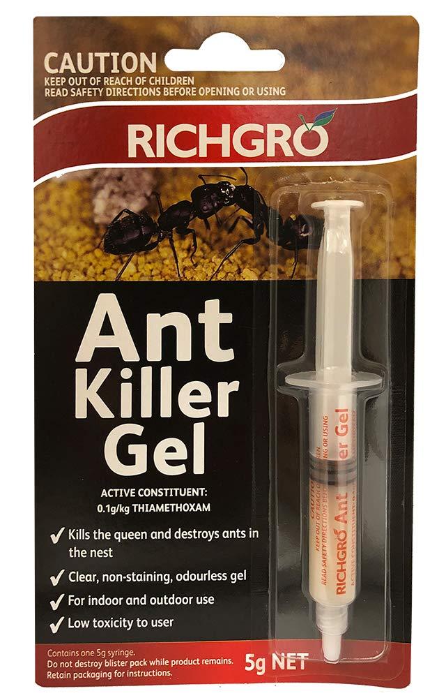 Richgro Ant Killer Gel 5g Clear Amazon Com Au Lawn Garden
