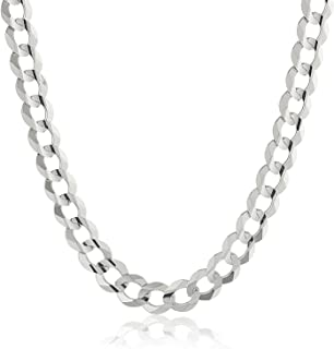 Best 7mm silver chain Reviews