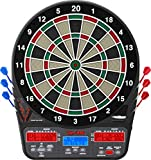 Viper 850 Electronic Dartboard, Ultra Bright Triple Score Display, 50 Games with 470 Scoring Variations, Regulation Size...