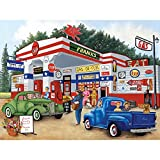 Bits and Pieces - 500 Piece Jigsaw Puzzle for Adults - Frank's Friendly