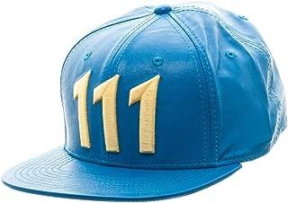 111 Flat Bill Snapback Baseball Cap
