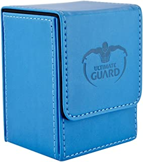 Ultimate Guard Leather Deck Box – Blue