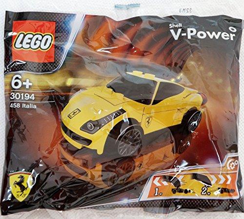 LEGO Ferrari Shell Promo 30194 Ferrari 458 Italia Ferrari Lego (jap?n importaci?n)