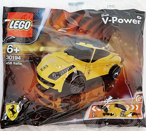 LEGO Shell Ferrari 458 Italia 30194