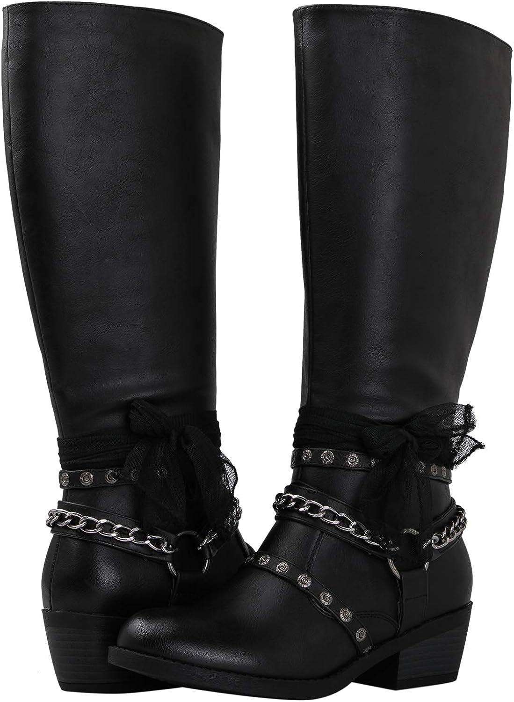 GLOBALWIN Popularity Women's 18YY25 Selling Boots Knee-High Fashion