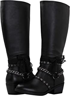 Women's 18YY25 Knee-High Fashion Boots