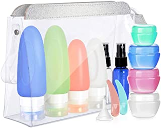 14 Pack Travel Bottles Set Travel Accessories - Cehomi Heavy