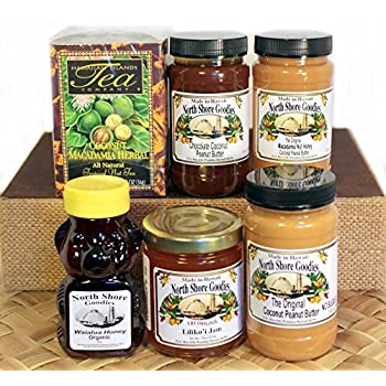 Peanut Butter Jelly Gourmet Made in Hawaii Gift Collection