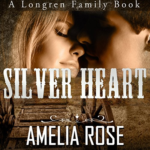 Silver Heart audiobook cover art