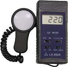 TR-LX-9626 Digital 0 - 50,000 Lux Meter Light Detector Illuminance Tester Lux LCD Display Separate Sensor Luxmeter FC Fux