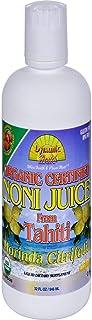 DYNAMIC HEALTH Laboratories INC Organic Tahitian Noni Raspberry Flavor 32 OZ