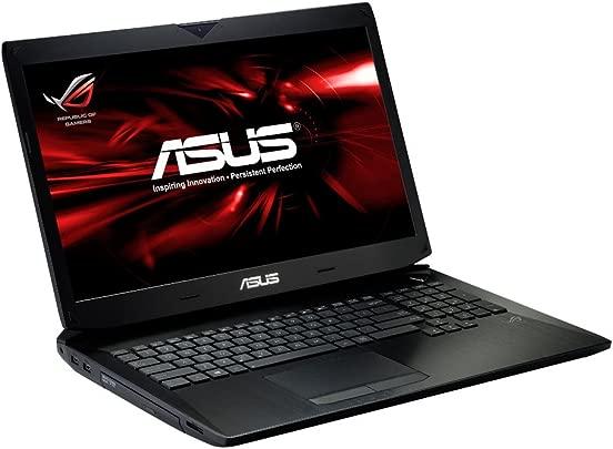 Asus G750JZ-T4148H 43 9 cm 17 3 Zoll Laptop-PC Intel Core i7 4700HQ 2 4GHz 8GB RAM 256GB SSD GTX 880M DVD Win 8 schwarz Schätzpreis : 480,00 €