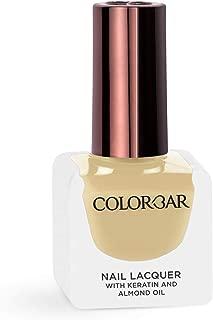 Colorbar Nail Lacquer, Daffodil, 12 ml