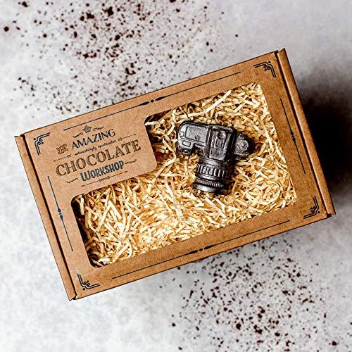 Schokoladen Kamera Geschenkset
