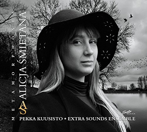 メタモルフォシス ~アリツィア・シミェタナ:ヴァイオリン・リサイタル