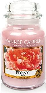 Yankee Candle 5038580069884 jar Large Peony YSDP1, one Size, …