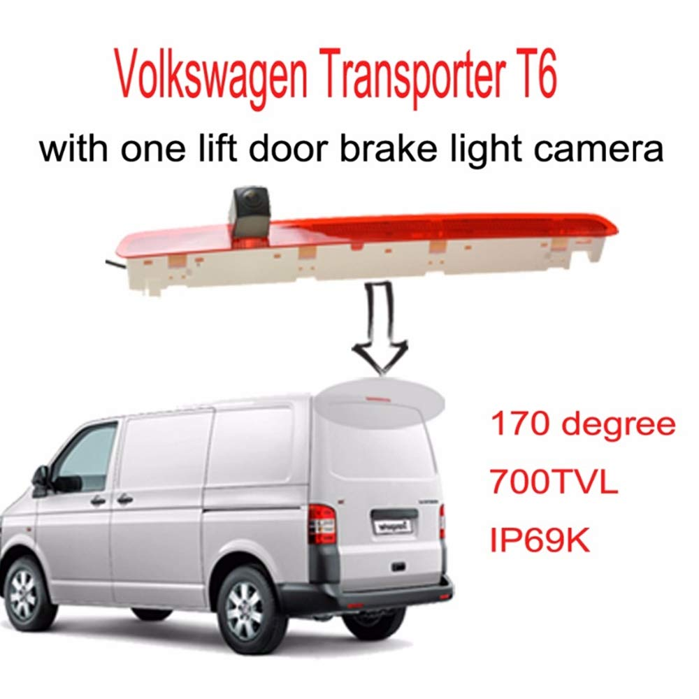 Cámara de visión Trasera para Volkswagen T6 Transporter, Caravelle ...