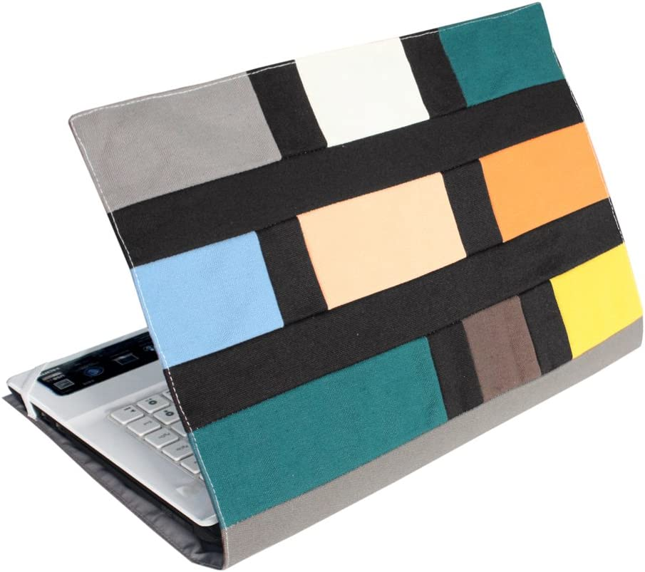 Patchwork Laptop Sleeve Handmade L Customizable Shell New Max 67% OFF arrival Notebook