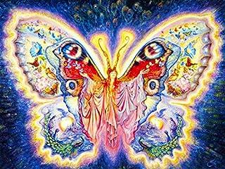 5D DIY diamant schilderij vlinder volledige strass mozaïek diamant borduurwerk dier kruis steek kit woondecoratie A3 30x40cm