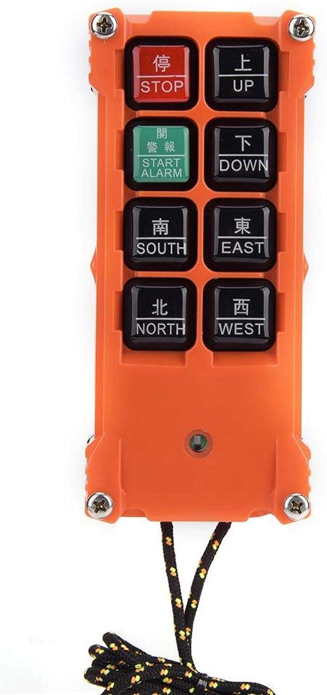 Mxzzand Remote Fashionable Hoist Crane C Controller Industrial Max 64% OFF