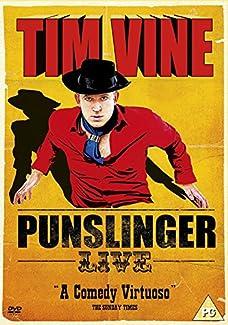 Tim Vine - Punslinger - Live