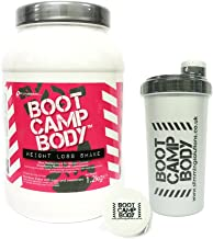 Weight Loss Shakes For Men Strawberry Protein Shakes with Shaker Bottle and Tape Measure Estimated Price : £ 39,95